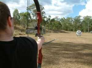 It is also unlawful for any person to shoot a bow and arrow across or near any of the streets, alleys or sidewalks of the city of Greenville or the land of any other person.
