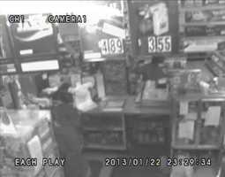The Anderson County Sheriff's Office investigators are looking for two men who they say robbed the Plez-U convenience store in late January.