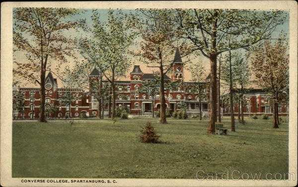 Converse College and grounds (Spartanburg)