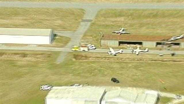 The NTSB (National Transportation Safety Board) and the FAA (Federal Aviation Administration) has been contacted of the crash incident to investigate the findings and it's cause.