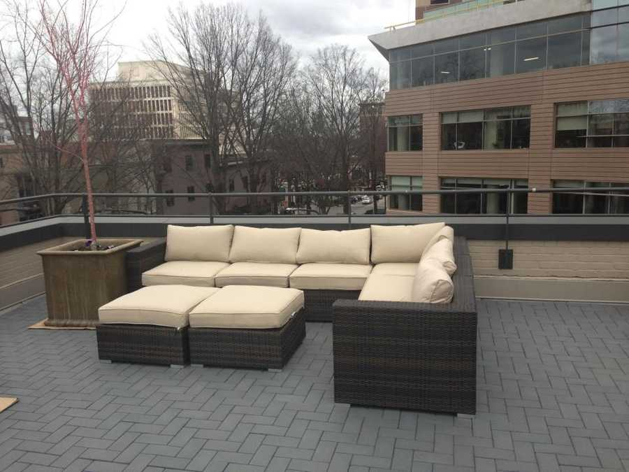 Sip will feature 3,400 square feet of outdoor seating.