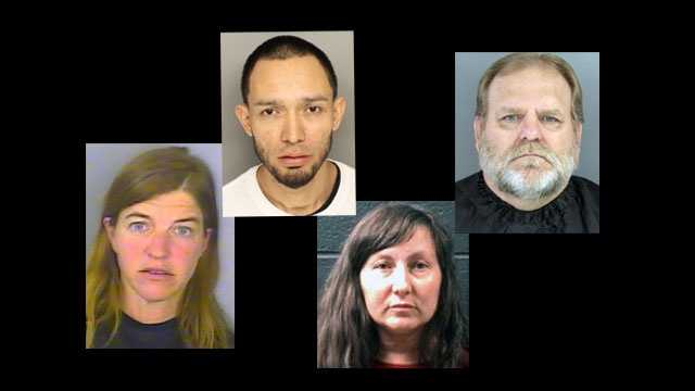 To see last month's mug shots click HERE