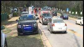 Fire Fighters Taken Hostage