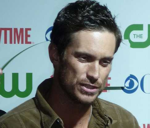 "Oliver Hudson: Actor ""Nashville,"" ""Rules of Engagement"""