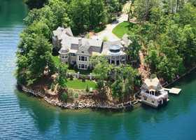 University of Alabama football coach Nick Saban's lake-front estate went to auction June 6.