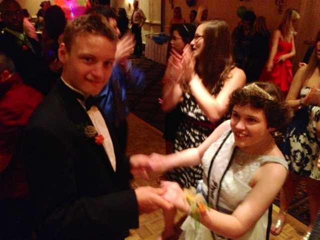 Family Connection of South Carolina held a prom for youth and teens with special needs or disabilities. Click through to see more pictures from the prom.