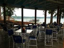 The new owners-Classic City Marinas- out of Athens, Ga. have revitalized the property from landscaping to a new restaurant.