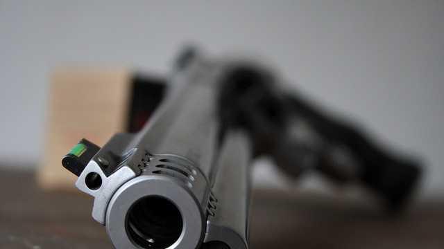 gun barrell