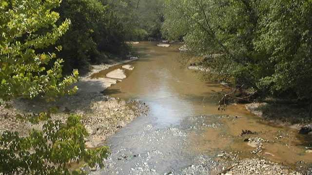 Lawson Fork Creek