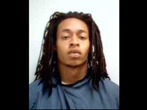 Deaundre Shermande Harbin: charged with armed robbery