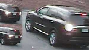 SUV Woodruff Road burglaries