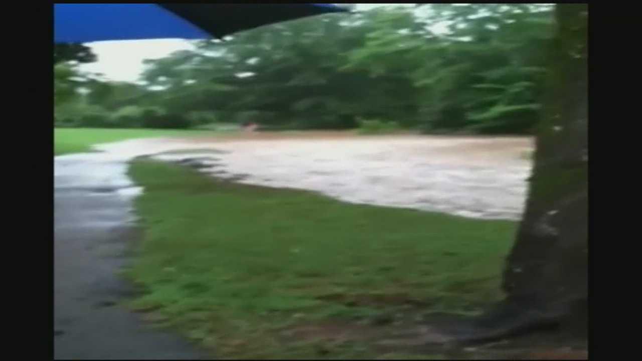 Flooding a big concern for some upstate neighborhoods