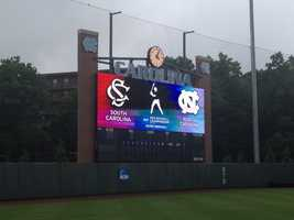 Pictures from the NCAA Baseball Super Regionals from our crews covering the game. We will continue to add pictures to the slideshow.