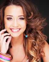 Miss Greater Greer Teen, Taylor Ross