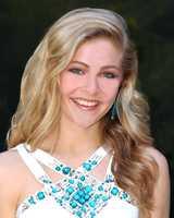 Miss Greenville Scottish Games Teen, Heather Madden