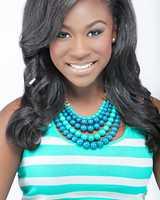 Miss Orangeburg County Teen, Morgan Portee