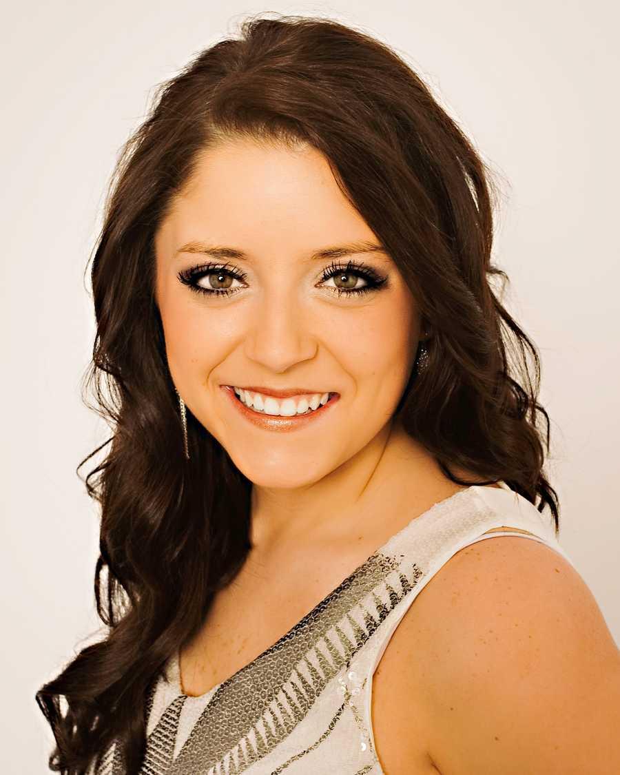 Miss Anderson County, Barrett Tyler