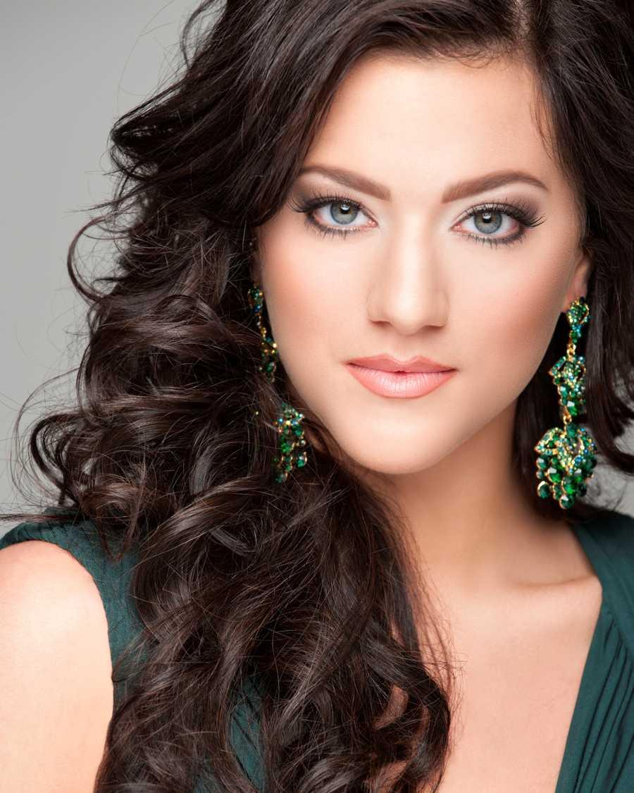 Miss Capital City, Lara Scott