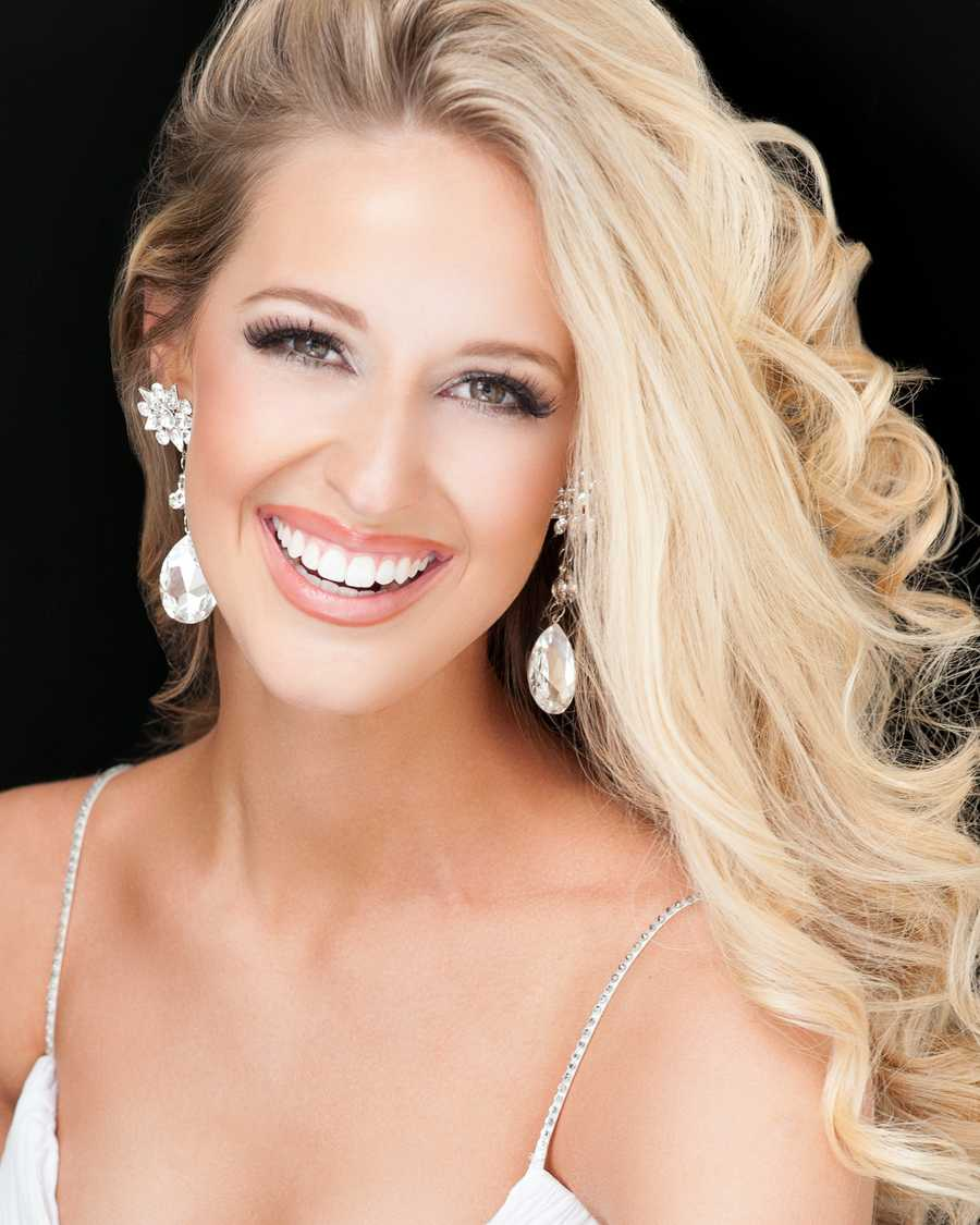 Emily Madden: Meet The Miss SC Contestants