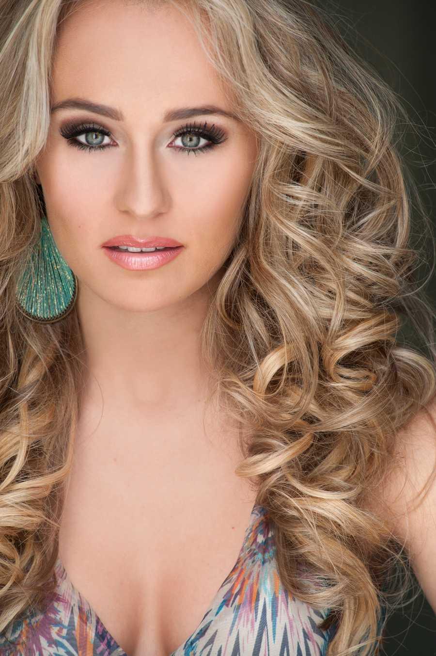 Miss Laurens County, Erin Frost