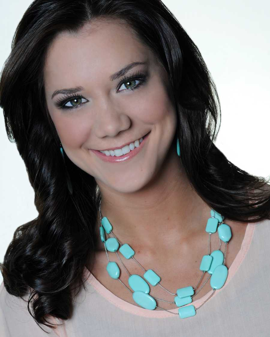 Miss Pickens County, Kyndal Chapman