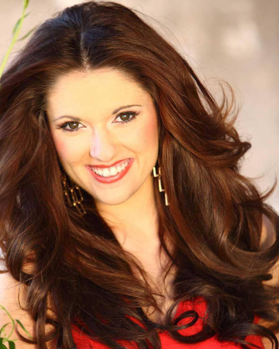 Miss River City, Anna Catherine English