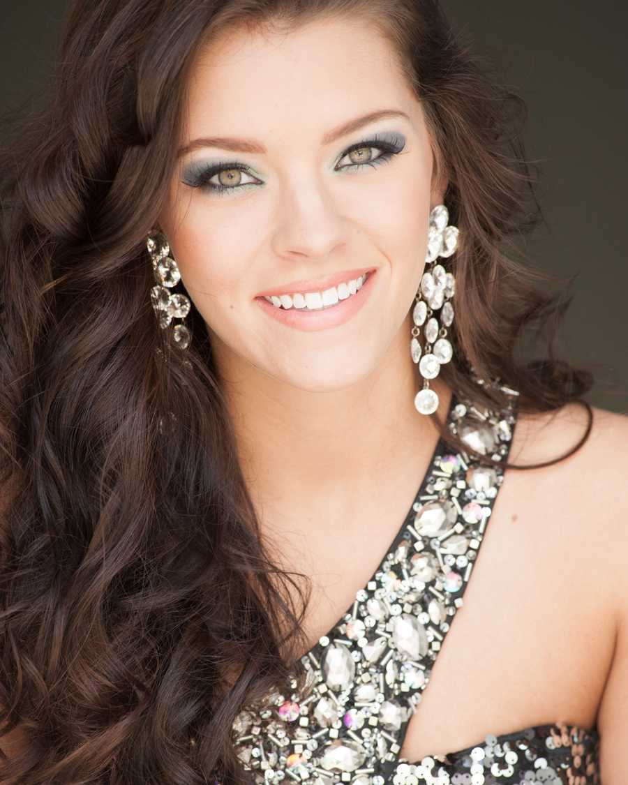 Miss Simpsonville, Chelsea Smith
