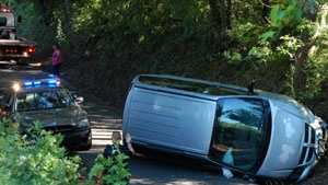 Swamp rabbit trail wreck
