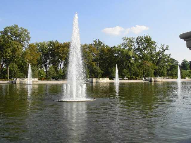 10. Forest Park, St. Louis, Mo.