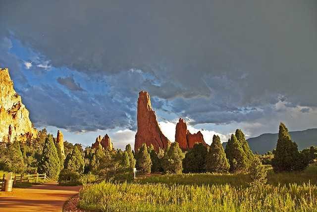2. Garden of the Gods, Colorado Springs, Colo.