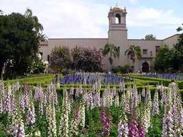 5. Balboa Park, San Diego