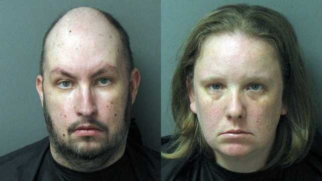 Mitchell Orr, Kristin Orr: charged with neglect of a vulnerable adult with great bodily injury.
