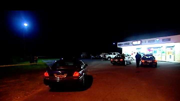 Greenville Co. Armed Robbery