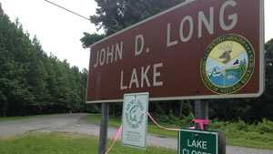 John D. Long lake closure