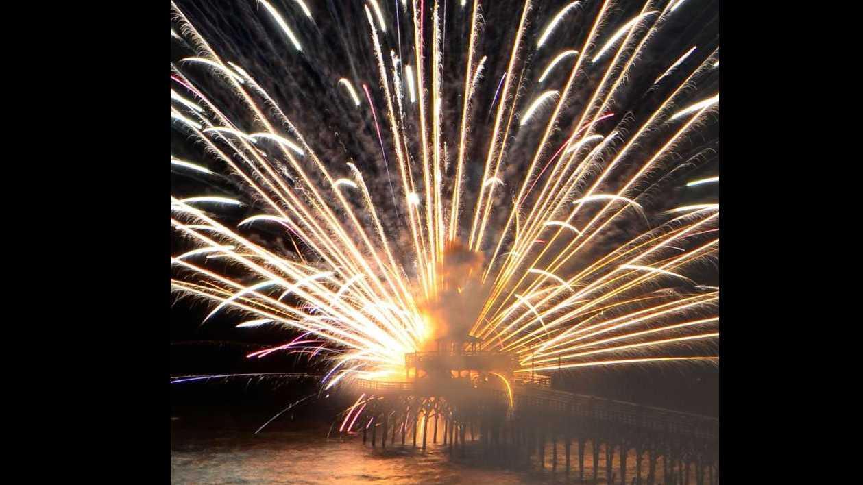 fireworks accident