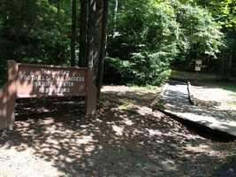 Authorities said James Feltman walked out on his own at Table Rock State Park.