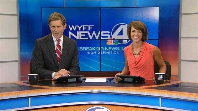 Beth currently anchors WYFF News 4 Today with Geoff Hart and does the Golden Apple stories about outstanding educators in the Upstate, Western North Carolina and Georgia.