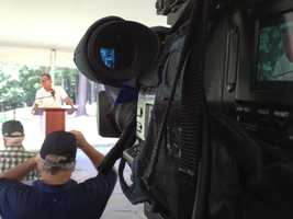 Spurrier holds media golf outing. Click through to see some pictures from the event.