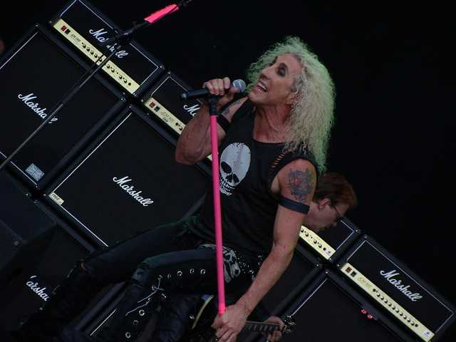 Dee Snider, Twisted Sister frontman