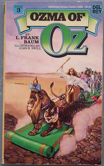 Frank Baum, author of The Wizard of Oz