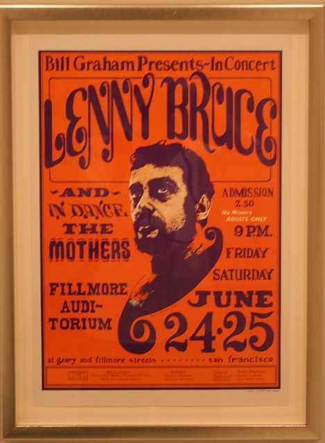 Lenny Bruce, Stand-up comedian