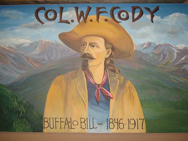 Buffalo Bill, Wild West showman