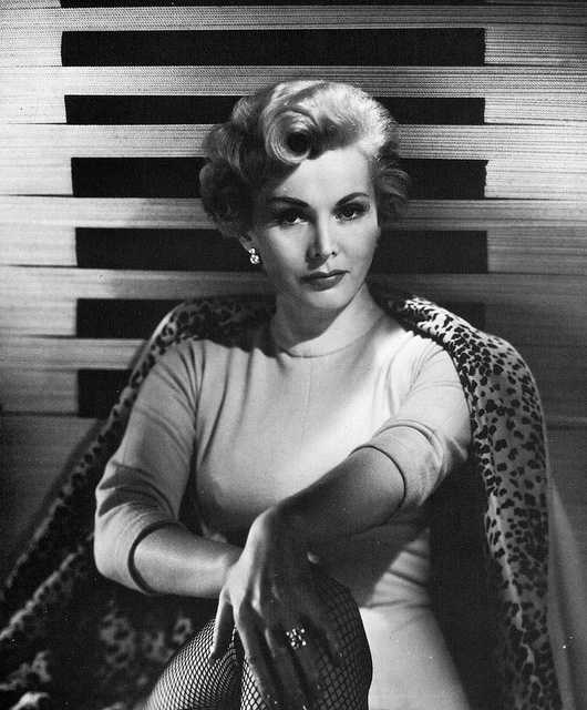 Zsa Zsa Gabor, actress