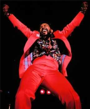 Marvin Gaye, singer