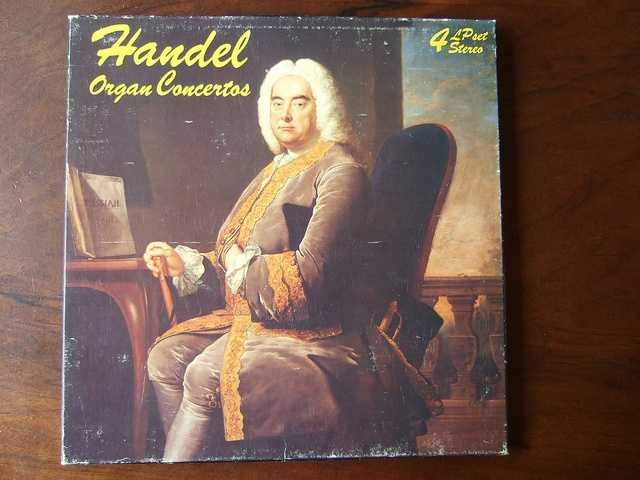 George Frideric Handel, Messiah composer