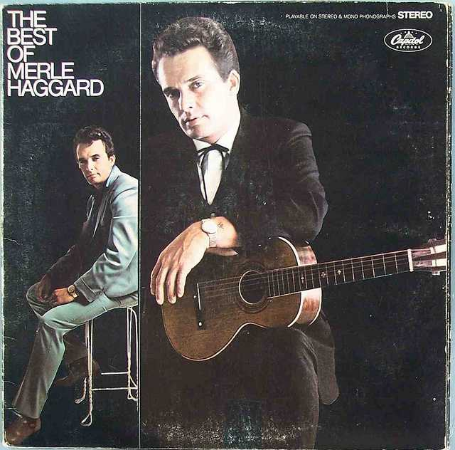 Merle Haggard, Country music star