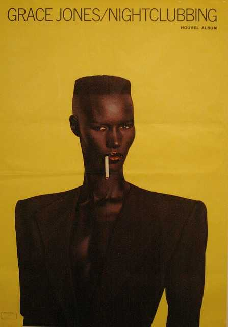 Grace Jones, singer