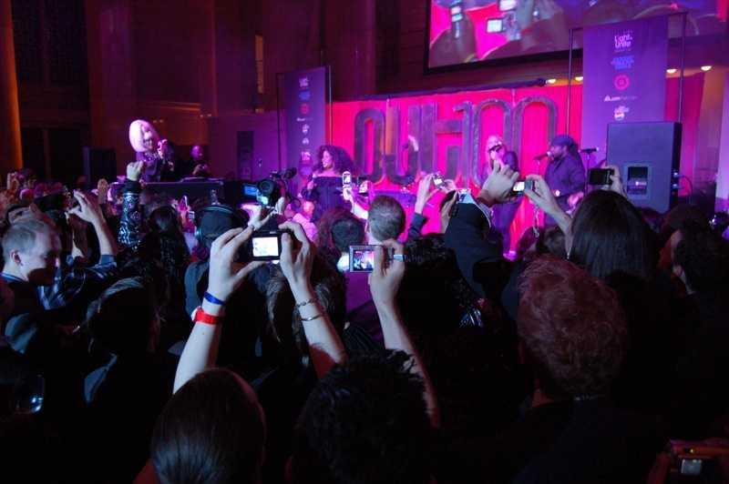 Chaka Kahn, rock star