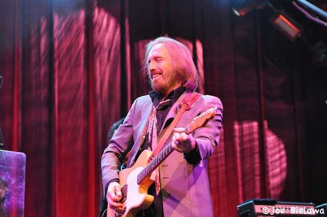Tom Petty, rock star