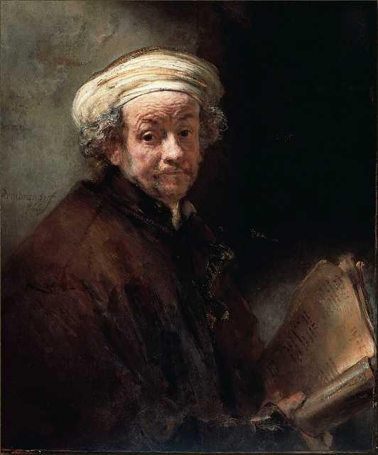 Rembrandt, master painter